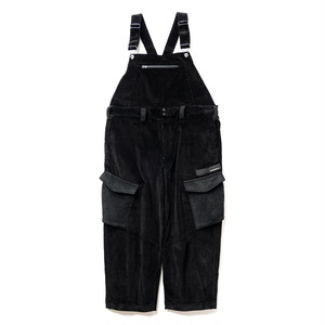 TIGHTBOOTH CORD OVERALL BLACK L