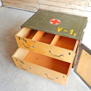 チェコ軍 メディカルボックス V-1