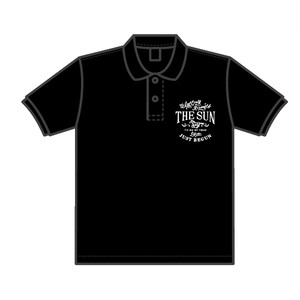 THE SUN オリジナルポロシャツ【サイズS】