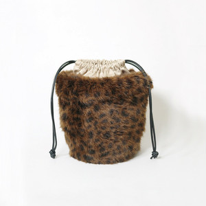 inner CLAIRE / LEOPARD FUR【MORROW】