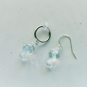 Foam Pierce / Earring  02