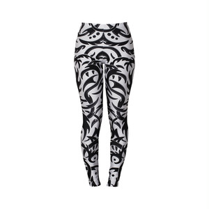 【SOWET】TRIBAL WHITE LEGGINGS
