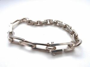Silver925 メンズ ハイブリットタイプ ブレスレット