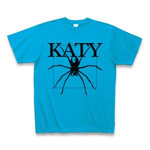 KATY Tシャツ スカイブルー