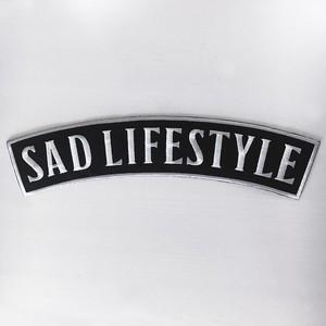 LIFE CLUB XL 'Sad Lifestyle' Patch