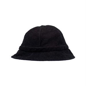 PILE CONTROL HAT -Black-