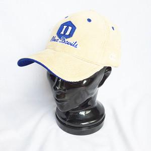 NCAA Duke デューク ブルーデビルズ COLOSSEUM コーデュロイ キャップ 1711