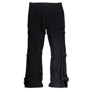 ALMOSTBLACK Black Denim Pants