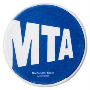 INTERBREED MTA LOGO FLOOR MAT