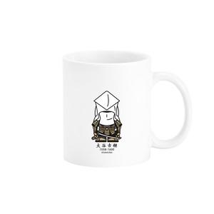 マグカップ(大谷吉継)