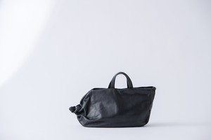 nejiri boston leather bag -M
