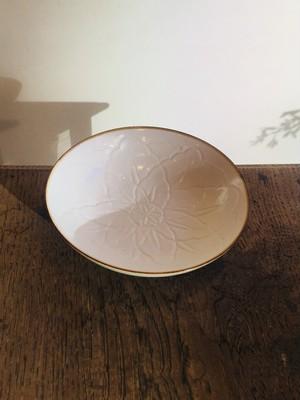 JICON 花彫浅鉢