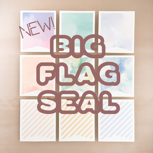 BIG FLAG SEAL