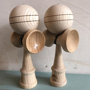 "SOL Kendamas Vibes Siries Ash ""Sticky/Rubber Cups"""
