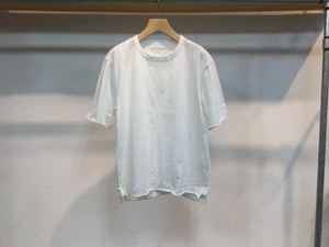 "CURLY""ADVANCE HS TEE WHITE"""
