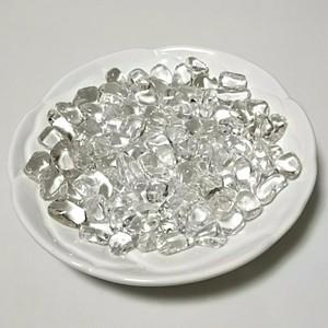 【ブラジル産】浄化用水晶チップ(Lサイズ)100g