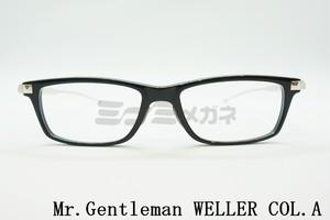 【正規取扱店】Mr.Gentleman(ミスタージェントルマン) WELLER COL.A
