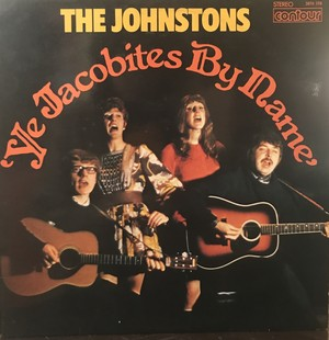 【LP】JOHNSTONS/Ye Jacobites No Name