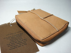 Cut n' Paste Folding Wallet (washigton/Tan)