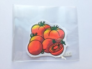 トマトステッカー
