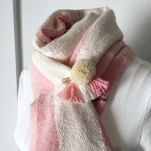 """【ストールピン】Pink & White Mix """"2"""""""