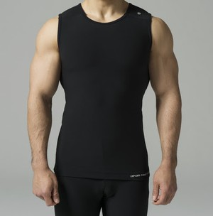 Active No Sleeve Mens Top