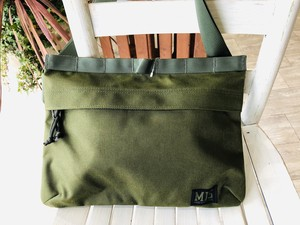 MIS Padded Shoulder Bag