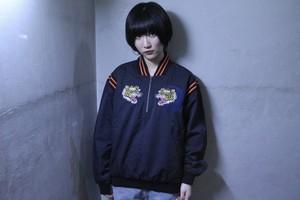パーフェクトプラン WINDBREAKER 黒×オレンジ虎