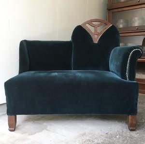 写真館の椅子