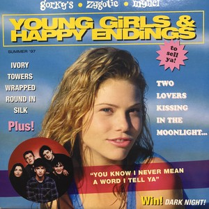 Gorky's Zygotic Mynci / Young Girls & Happy Endings[中古7inch]