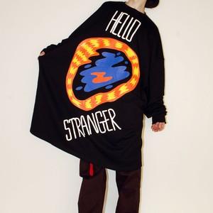 """""""ZL BY ZLISM"""" Big sized sweatshirt"""