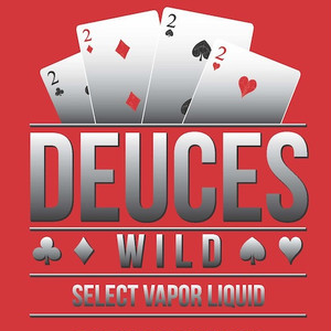 Deuces Wild E-juice Nicotine 0mg / 30ml