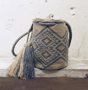 ワユーバッグ (Wayuu bag) Exclusive line Sサイズ