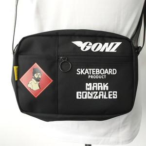 【Mark Gonzales】 GONZ PRINT SHOULDER BAG