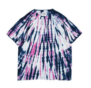 "SALE!!30%OFF    THE HARD MAN  ""SHIBORI""T-Shirts(Tatsumaki)"
