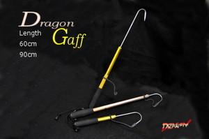 【マルシン漁具】ドラゴンギャフ 60cm