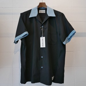 WACKOMARIA TWO-TONE 50'S SHIRT