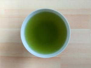 【リーフ/さえみどり】 郷里の華 さえみどり(100g)-冠せ茶-