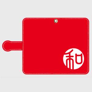 なごみや手帳型スマホケース【S/M/L】