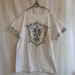 Dior Embroidery T-shirt