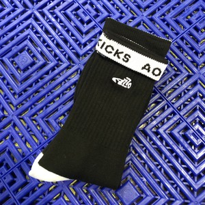 AOKICKS SOCKS (black)