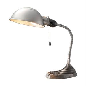 [AW-0329Z]Old school-polish (電球なし) デスクランプ / インダストリアル / レトロ
