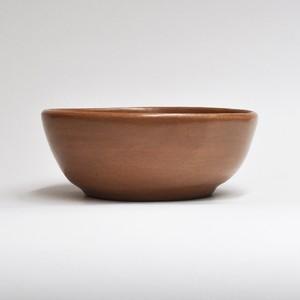 EREACHE エレアチェ 素焼き 茶 ボウルE 食器 メキシコ オアハカ No.12