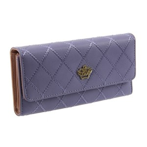 Long Clutch Purse Bag Leather Bag Card Holder Wallet ロング レザー 財布 パスケース ウォレット (COS99-7681571)