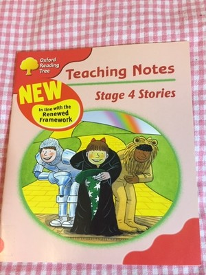 ORT Teaching Notes set(Stage4)