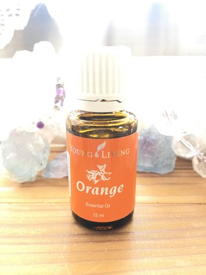 精油 オレンジ 15ml エッセンシャルオイル