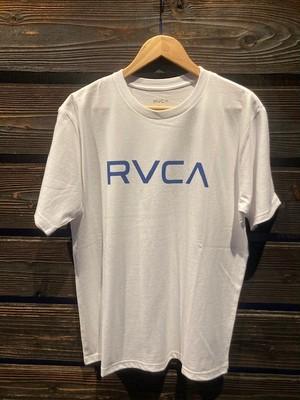 RVCA  BIG RVCA SS  White  Sサイズ BB041-246