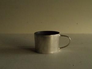 銀彩マグカップ 2型 外塗り
