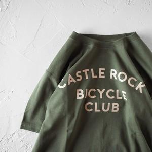 CBC LOGO TEE Olive(Tシャツ)