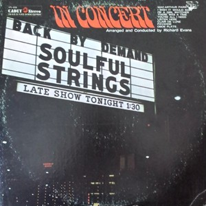 Soulful Strings - Back By Demand: In Concert